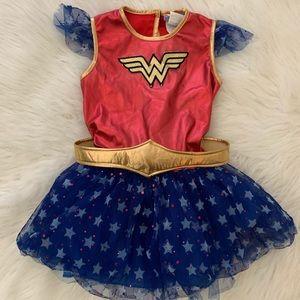 Rubie's Wonder woman Costume Size Medium Kids